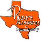 rudy's flooring and remodeling logo
